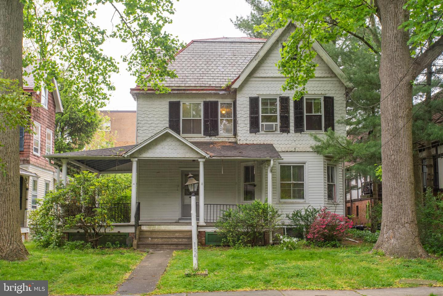 Single Family Homes por un Venta en Swarthmore, Pennsylvania 19081 Estados Unidos