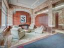 Lovely Lobby - 4801 FAIRMONT AVE #902, BETHESDA