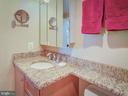 Bathroom #2 - 4801 FAIRMONT AVE #902, BETHESDA