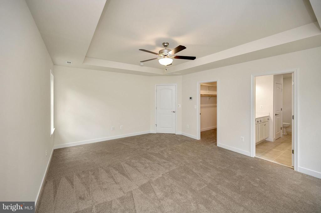 Tray ceilings additional attention to details - 34129 ENCHANTED WAY, LOCUST GROVE