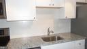 White subway tile backsplash - 2059 HUNTINGTON AVE #211, ALEXANDRIA