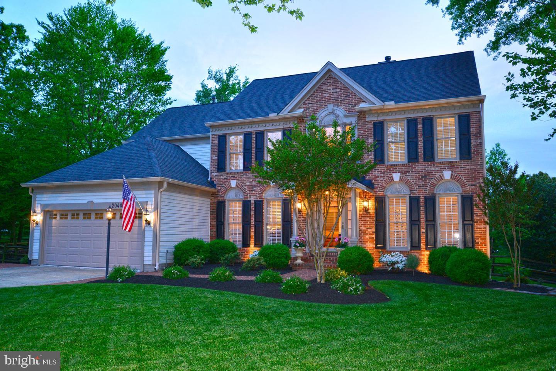 Single Family Homes 為 出售 在 Potomac Falls, 弗吉尼亞州 20165 美國