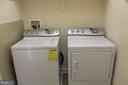 1st upper level laundry - 605 RAVEN AVE, GAITHERSBURG