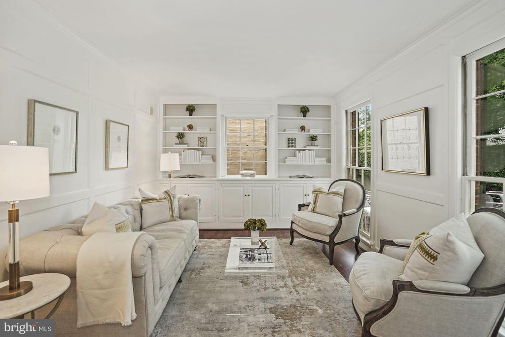 Living Room - 1683 31ST ST NW, WASHINGTON