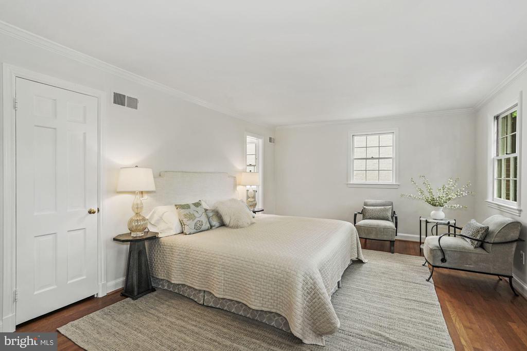 Master Bedroom - 1683 31ST ST NW, WASHINGTON