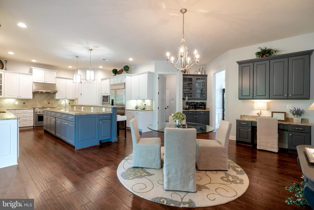 Another View of Kitchen/ Breakfast Room - 15241 PAVLO PL, WATERFORD