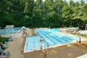 More Club Pool photos - 9108 SOUTHWICK ST, FAIRFAX