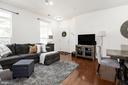 Bright and sunny living room - 43779 KINGSTON STATION TER, ASHBURN