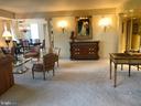 Living Room - 5809 NICHOLSON LN #409, NORTH BETHESDA