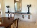 Buffet in the Dining Room - 5809 NICHOLSON LN #409, NORTH BETHESDA