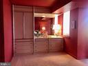 Master Bedroom Built-In - 5809 NICHOLSON LN #409, NORTH BETHESDA