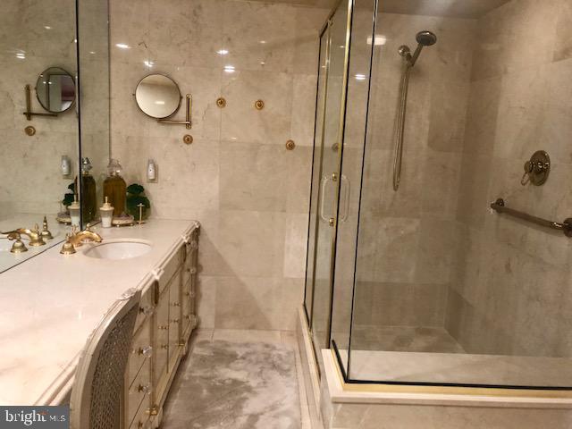 Master Bath - 5809 NICHOLSON LN #409, NORTH BETHESDA