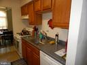 Kitchen View - 3374 WOODBURN RD #24, ANNANDALE