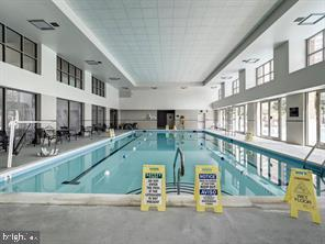 Indoor Pool.  Gym as well - 5809 NICHOLSON LN #409, NORTH BETHESDA