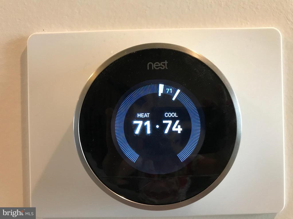Thermostats on 1 & 2nd Level - 112 FREESIA LN, STAFFORD