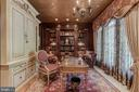 Library/ Study - 8417 BROOKEWOOD CT, MCLEAN