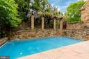 Pool - 8417 BROOKEWOOD CT, MCLEAN