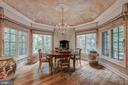 Breakfast Room - 8417 BROOKEWOOD CT, MCLEAN