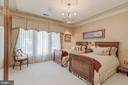 Bedroom #3 - 8417 BROOKEWOOD CT, MCLEAN