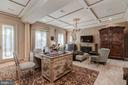 Recreation Room - 8417 BROOKEWOOD CT, MCLEAN