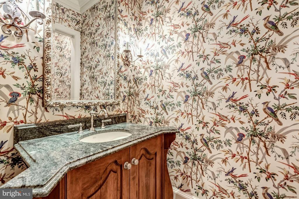Powder Room - 606 DEERFIELD POND CT, GREAT FALLS