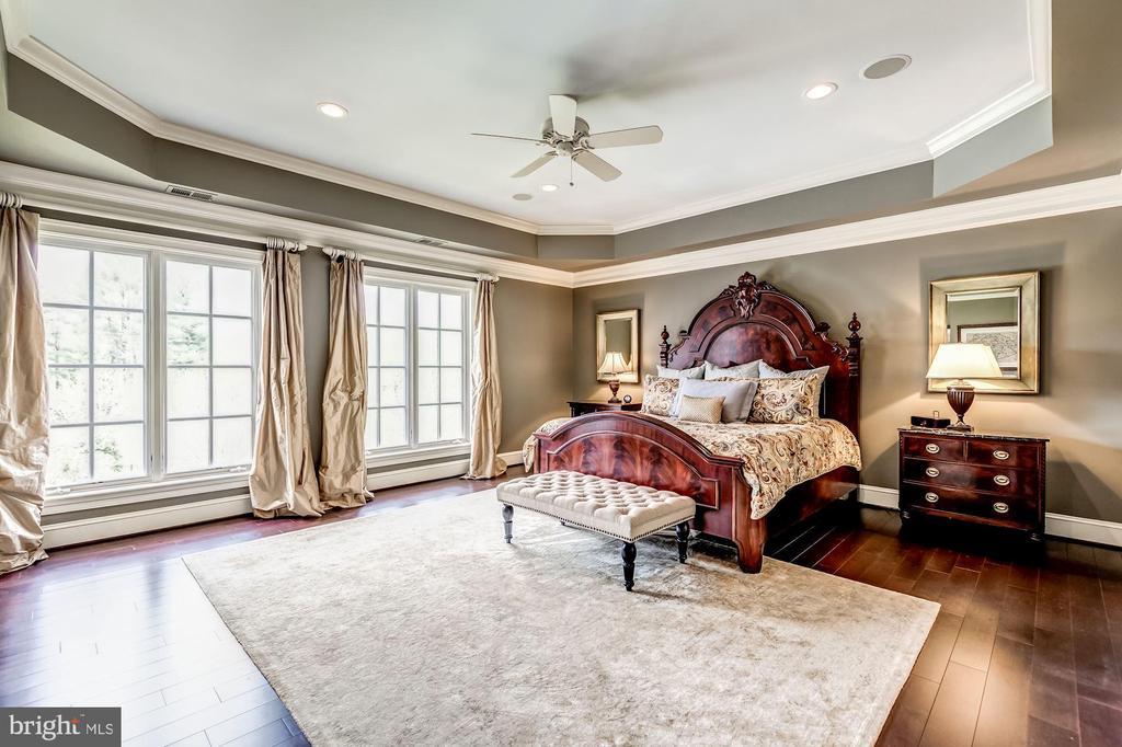 Master Bedroom - 606 DEERFIELD POND CT, GREAT FALLS