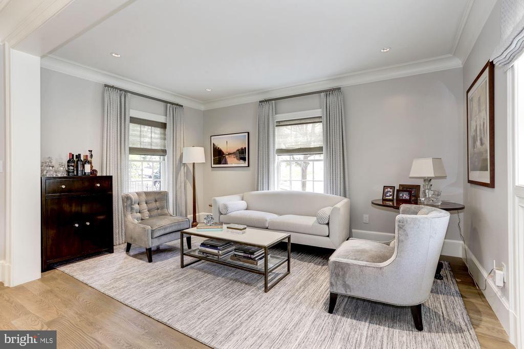 Living Room - 1514 30TH ST NW, WASHINGTON