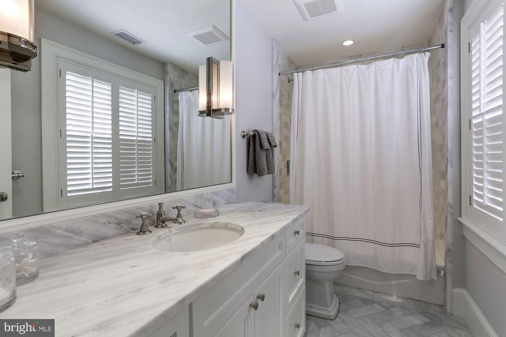 Bedroom #2 Bath - 1514 30TH ST NW, WASHINGTON