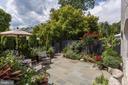 Patio/Garden - 1514 30TH ST NW, WASHINGTON