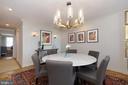 Dining Room - 1200 N NASH ST #824, ARLINGTON
