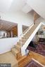 Staircase - 1200 N NASH ST #824, ARLINGTON