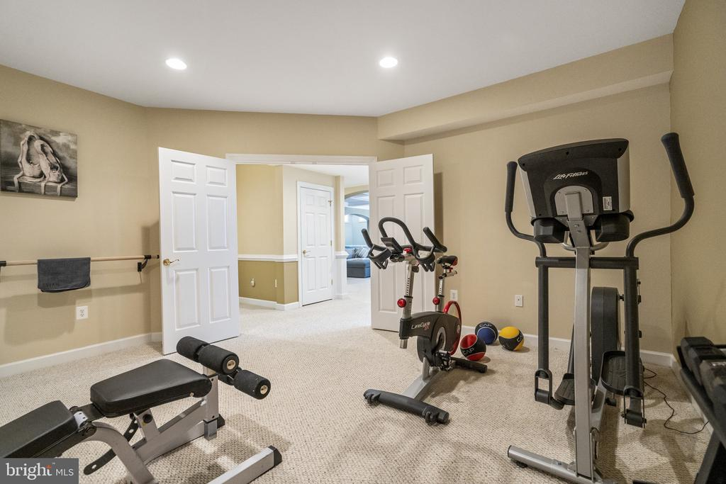 Exercise Room - 40243 FEATHERBED LN, LOVETTSVILLE