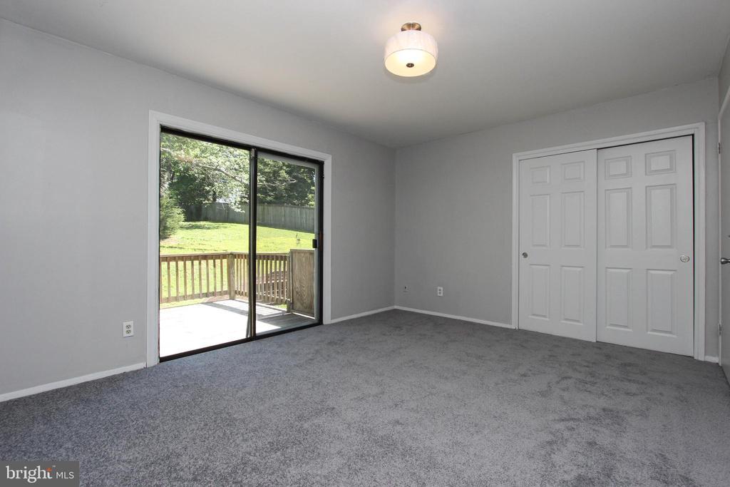 Master Bedroom - 7505 MENDOTA PL, SPRINGFIELD