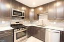 Remodeled kitchen - 7505 MENDOTA PL, SPRINGFIELD