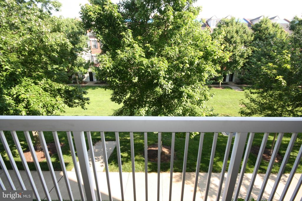 French Door Leads to Private Patio w/ Lovely View - 22691 BLUE ELDER TER #204, BRAMBLETON