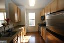 Gourmet Galley Kitchen - 22691 BLUE ELDER TER #204, BRAMBLETON