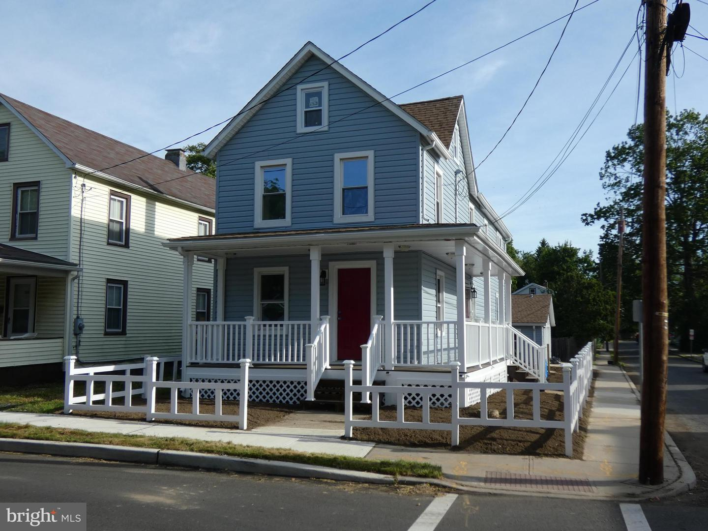 Single Family Homes for Sale at Hightstown, New Jersey 08520 United States