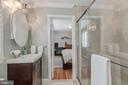 Upper Level - Jack-and-Jill Full Bathroom - 4070 52ND ST NW, WASHINGTON