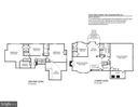 Floor Plan - Upper/Lower Level - 4070 52ND ST NW, WASHINGTON