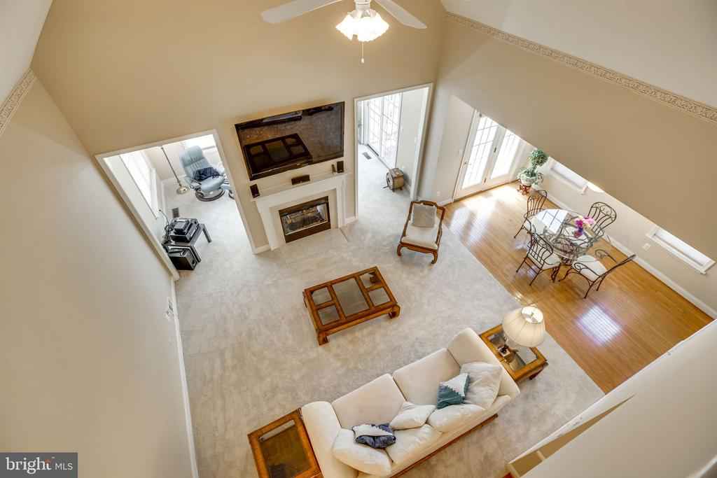 View from Loft - 13891 CRABTREE WAY, GAINESVILLE