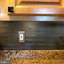 New back splash - 1571 SPRING GATE DR #6314, MCLEAN