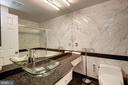 Master Bathroom - 11410 STRAND DR #R-112, NORTH BETHESDA