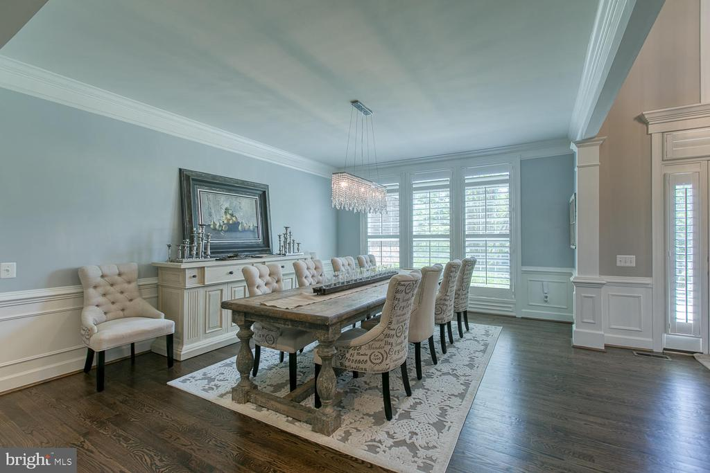 Dining Room - 21079 MILL BRANCH DR, LEESBURG