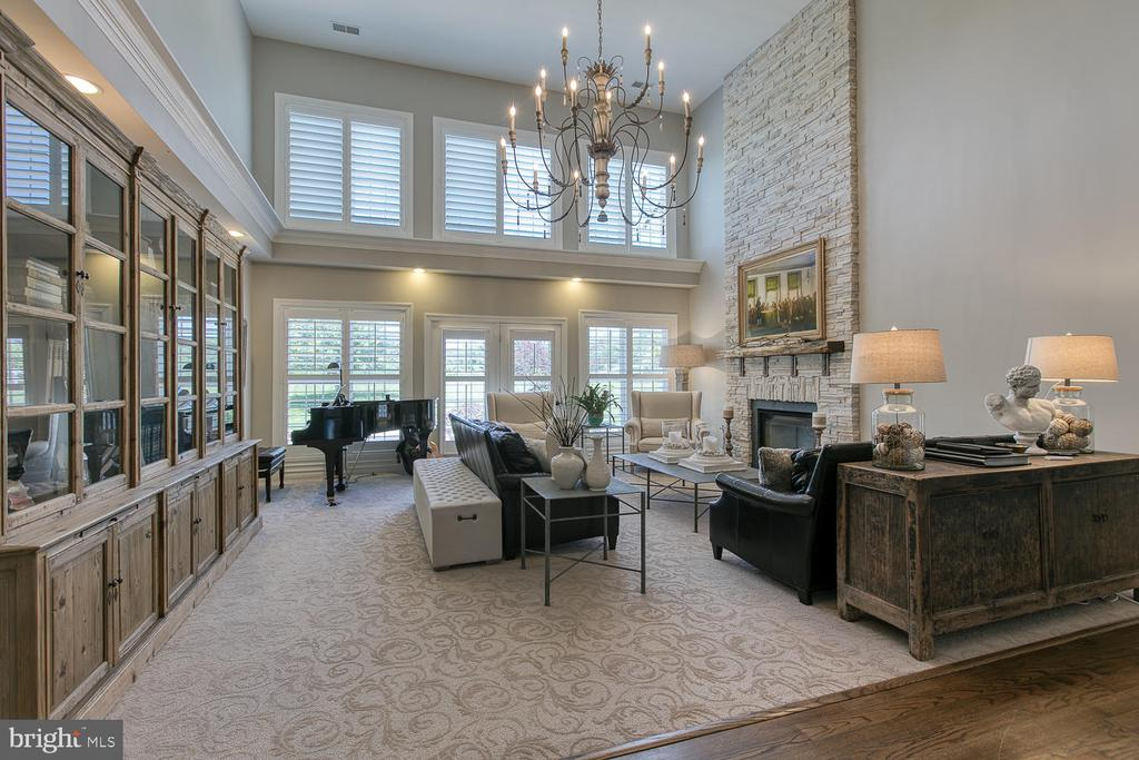 High-end finished throughout - 21079 MILL BRANCH DR, LEESBURG