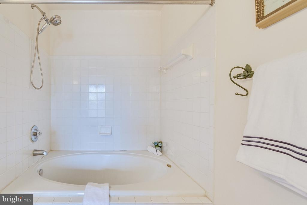 huge soaking tub in master bath - 6362 DAKINE CIR, SPRINGFIELD