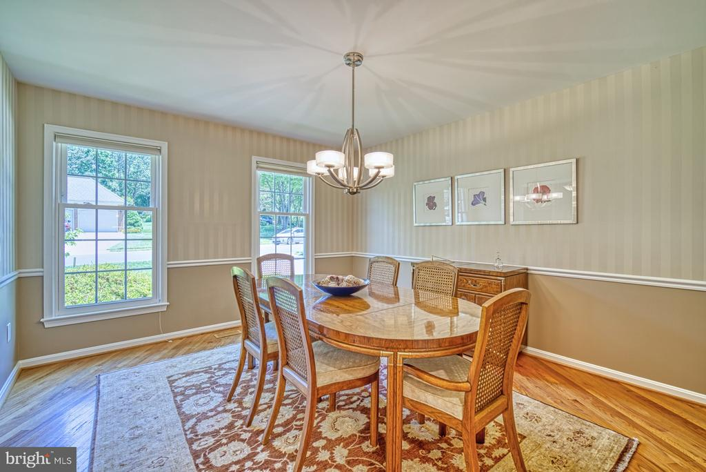Dining Room - 11959 GREY SQUIRREL LN, RESTON