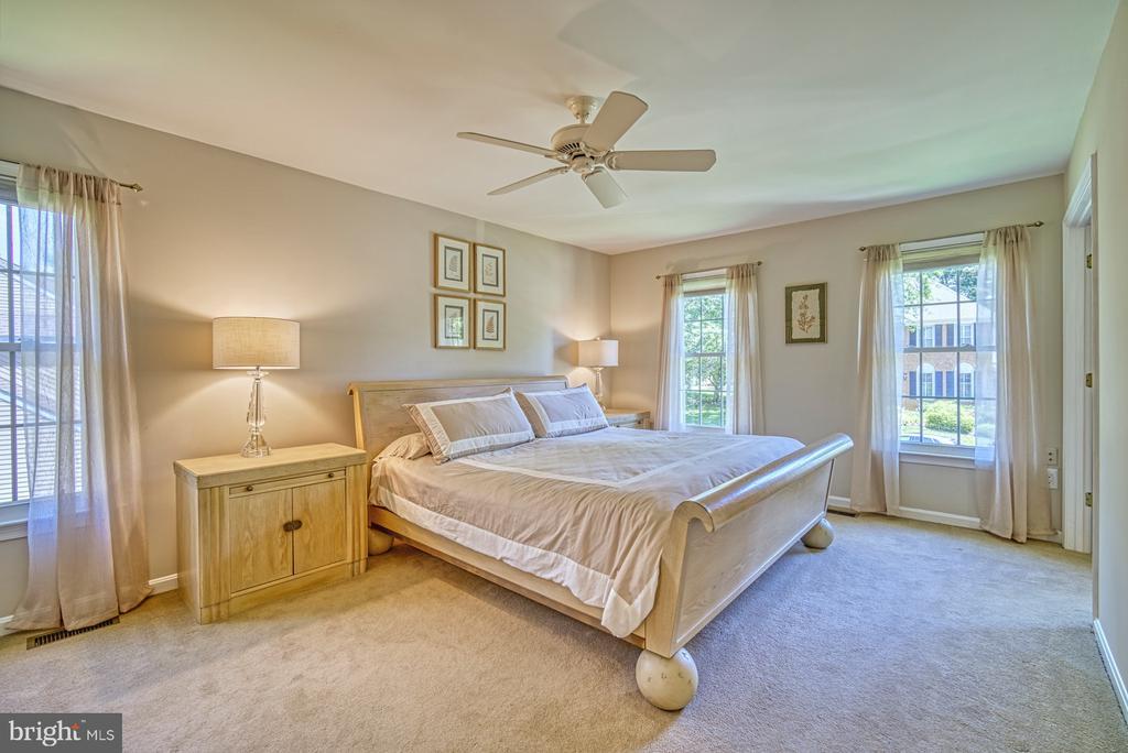 Master Bedroom - 11959 GREY SQUIRREL LN, RESTON