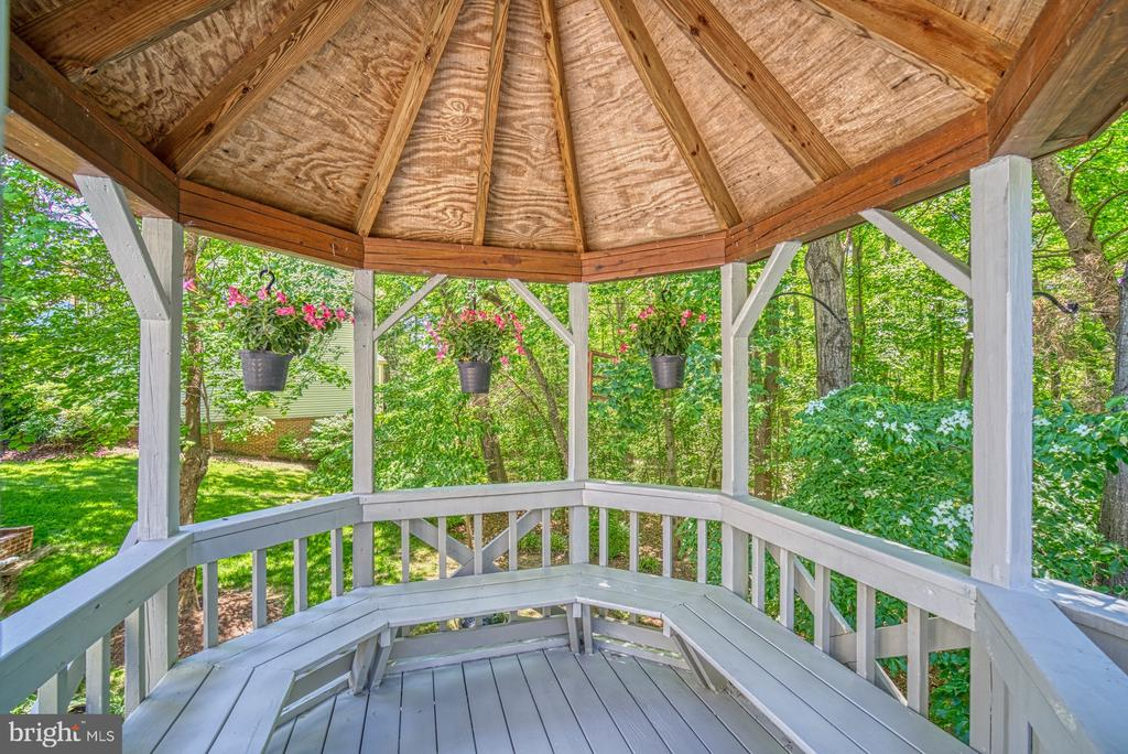Gazebo - 11959 GREY SQUIRREL LN, RESTON