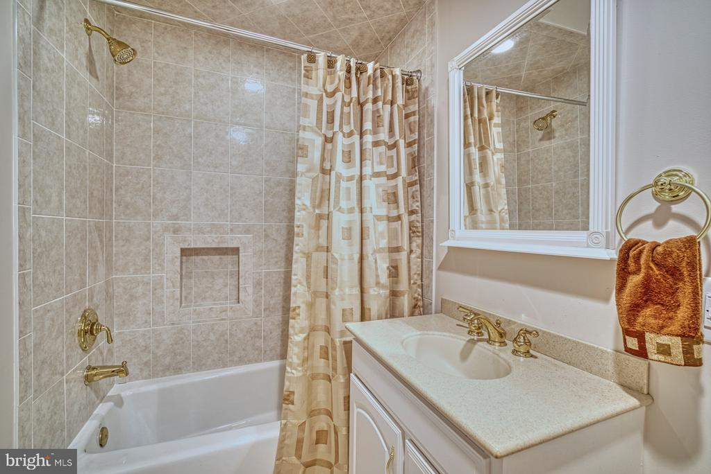 Lower Level Full Bathroom - 11959 GREY SQUIRREL LN, RESTON