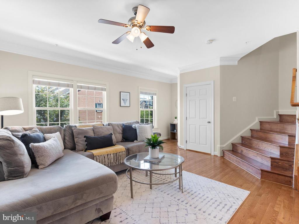 Large, Main Level Family Room - 8903 AMELUNG ST, FREDERICK